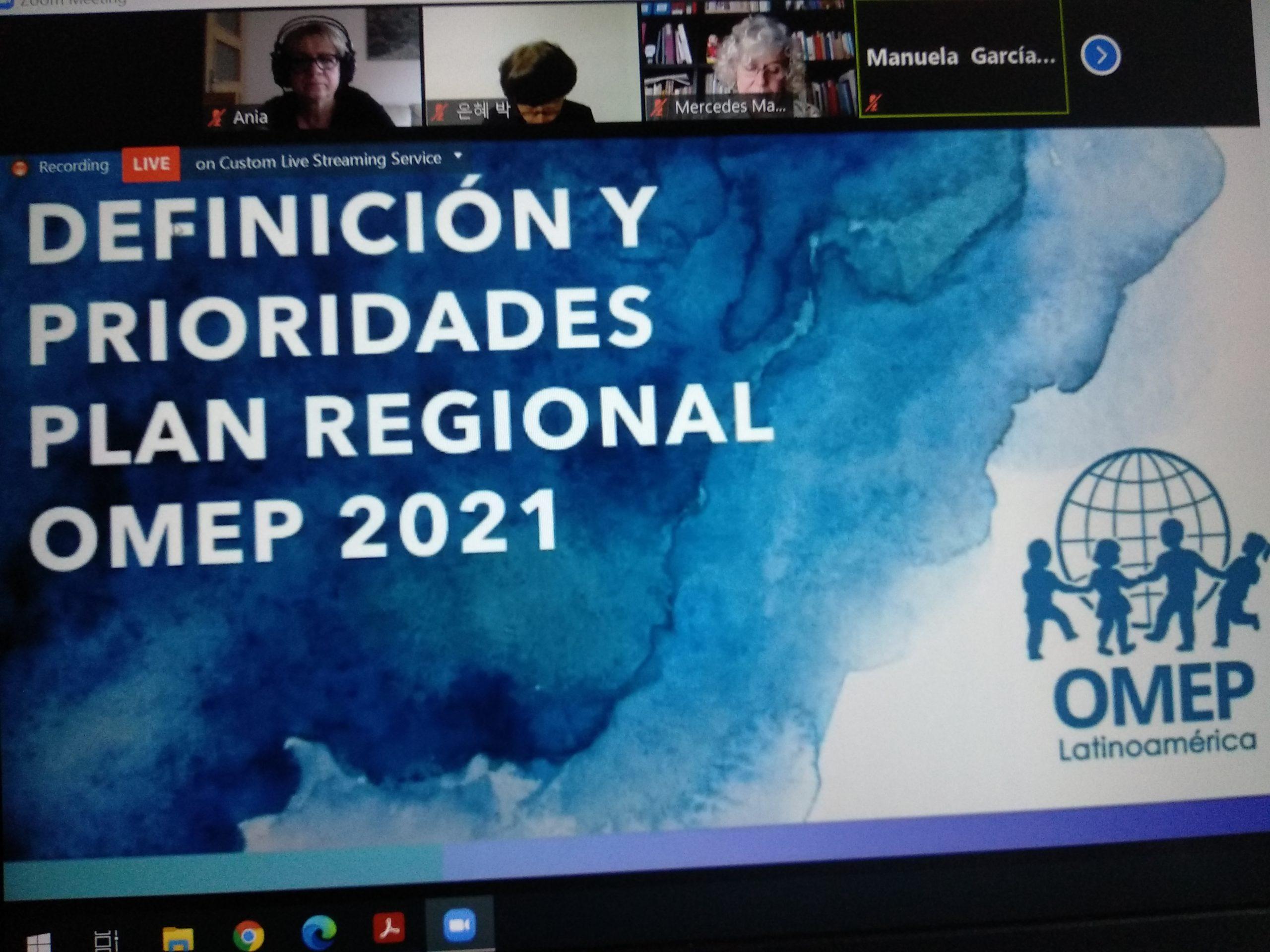 Sprawozdanie z Wirtualnego Światowego Zgromadzenia OMEP 2020